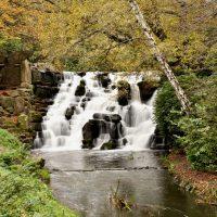 The Waterfall at Virginia Water