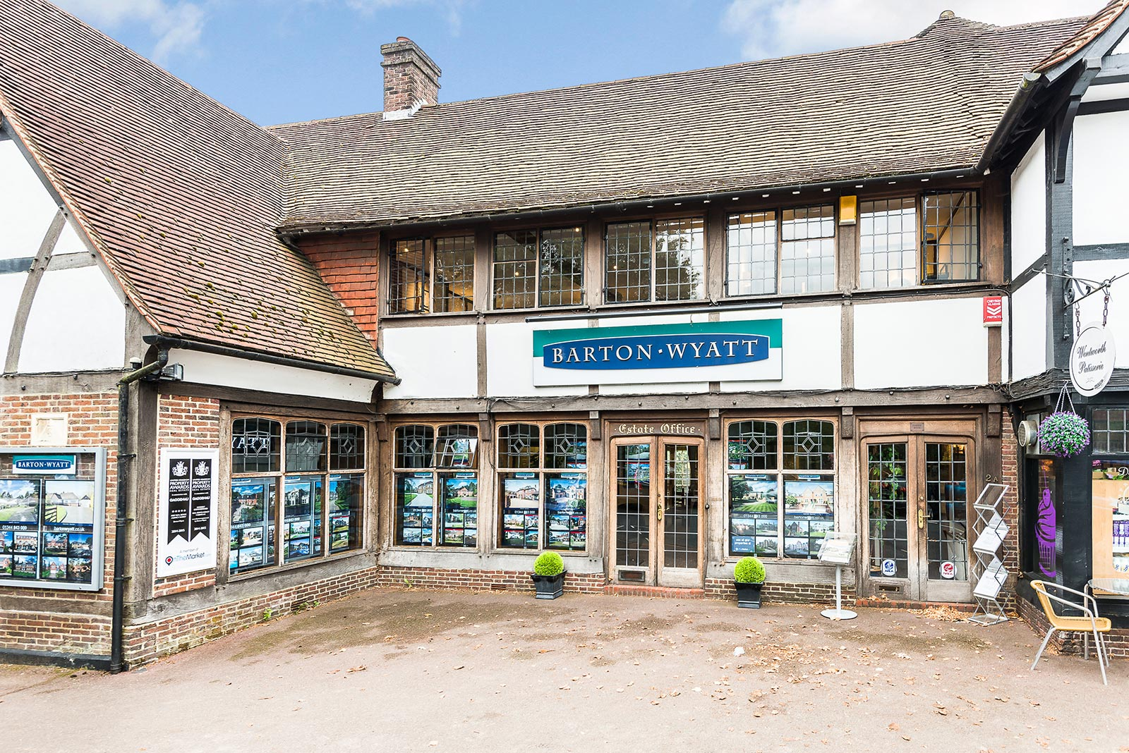 Barton Wyatt Estate Agents in Virginia Water