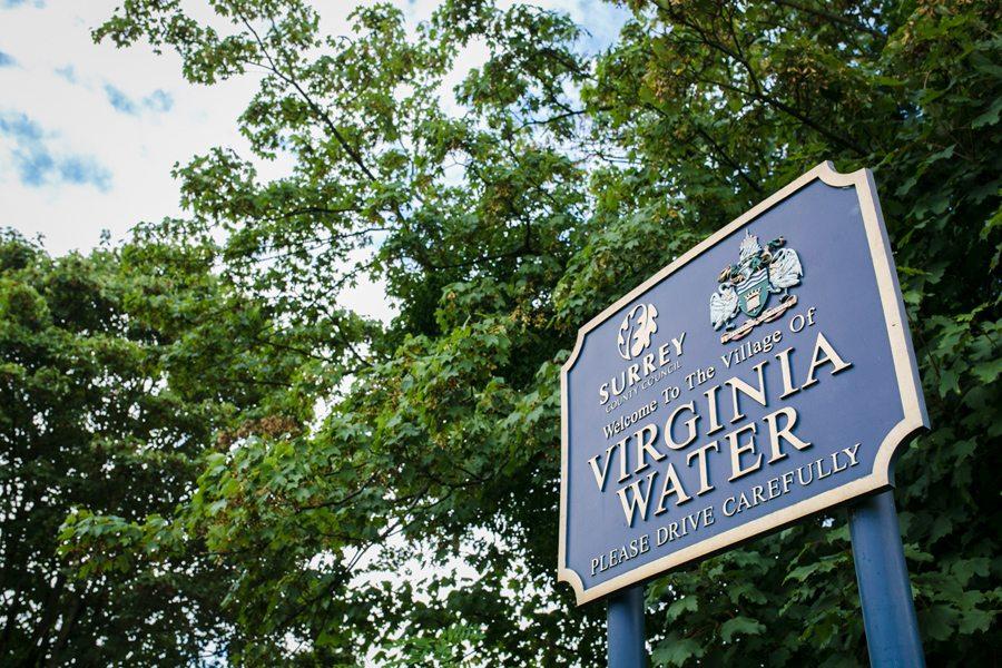 Barton Wyatt Virginia Water In Uk S Top 20 Most